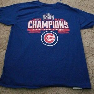Other - Chicago Cubs champions tshirt
